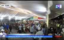 [LIVE - KANEL] Cérémonie officielle d'inaugurations par le chef de l'Etat Macky Sall.