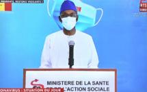 SÉNÉGAL : 690 nouveaux cas nouveaux cas testés positifs au coronavirus, 284 nouveaux guéris, 12 nouveaux décès et 51 cas graves en réanimation.