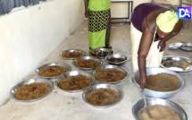 Latmingué / Bac 2021: Le Docteur Macoumba Diouf met à la disposition des candidats des repas.
