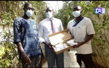 Khombole / Signature d'une convention de livraison de kits de bouteilles à oxygène : Maguèye Boye au chevet des patients Covid-19 en manque d'oxygène.