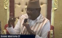 Tivaouane / Gamou Champ de courses : Le cours magistral de Serigne Moustapha Sy sur la vie et l'œuvre du prophète Mohamed  (PSL)