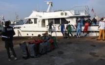 Saisie de drogue au large de Dakar : la quantité interceptée revue à la hausse.