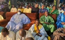 ( PHOTOS) Le Gamou célèbré à Keur Sokhna Maï aux Parcelles Assainies sous la houlette de Serigne Cheikh Abdou Lahad Mbacké Gaïndé Fatma