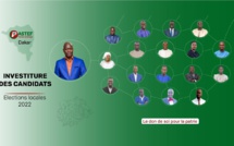 Conquête municipale à Dakar : Pastef dévoile les noms de ses aspirants.