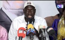 Locales 2022 : Lamine Ngom pilonne le Rewmi et déclare sa candidature à la mairie de Thiès-Est.
