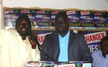 Photos : Le journaliste El Malick Seck continue sa conquête de Thiès, les images de son meeting à Medina Fall