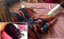 UCAD - Ses deux jambes cassées et grièvement blessé au crâne par des policiers : L'étudiant Diatta Sall raconte l'horreur