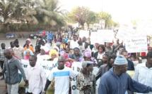 Difficultés secteur touristique : des manifestants demandent le départ de Ablaye Diouf Sarr et la suppression du visa biométrique