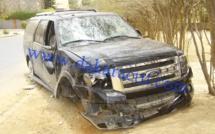 Rififi devant le domicile privé de Macky Sall : Les gendarmes font usage de leurs armes et explosent les pneus d'un véhicule