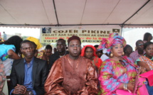 Cojer Pikine : Lancement Projet aar sama Gokh ak emergent unité secours de la banlieue