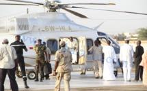 """Macky Sall à Touba : """" Je suis venu en tant que talibé et fils, avant le statut de président (...) Touba aura en 2016 un nouvel hôpital d'une capacité de 200 lits et un matériel digne des grands hôpitaux modernes (IMAGES)"""