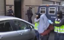 ESPAGNE : Sept djihadistes arrêtés