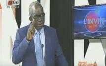 "Vidéo : Babacar Justin N'diaye, "" L'invité du 20h "" de la TFM"