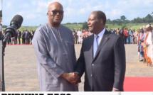 Côte d'Ivoire : Réconciliation avec le Burkina Faso dans un sommet à Yamoussoukro