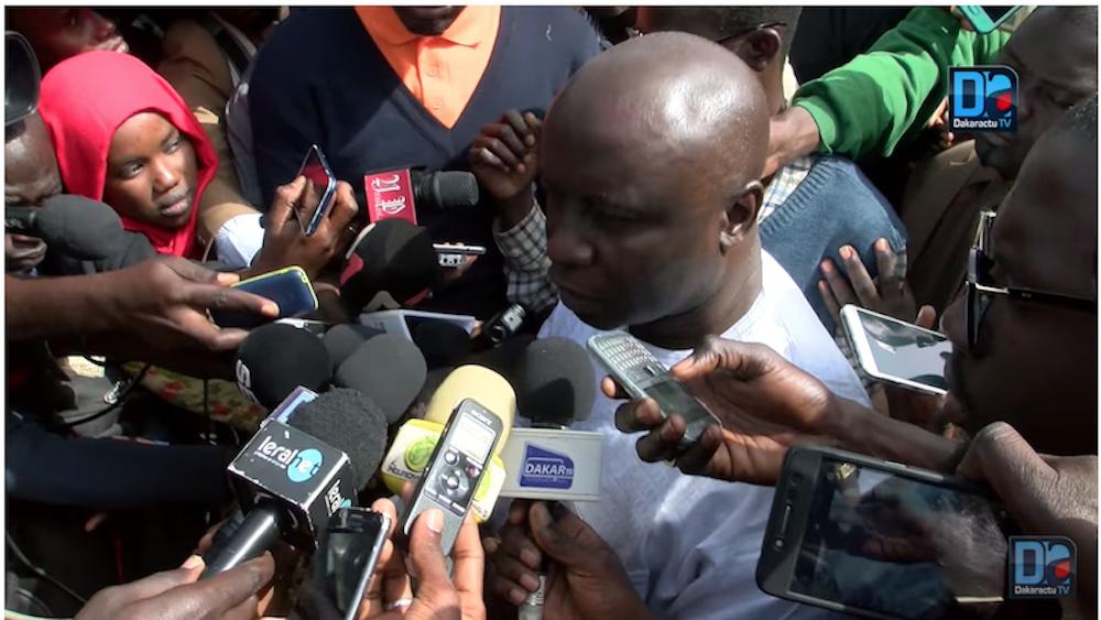 """Affaire Khalifa Sall - Idrissa Seck : """"C'est un procès politique destiné à éliminer des adversaires ! """""""