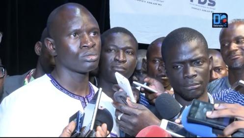 Congrès des FDS : « Mon interlocuteur, ce n'est ni Idrissa Seck, ni la Génération Y, mais le peuple sénégalais » (Babacar Diop, FDS)
