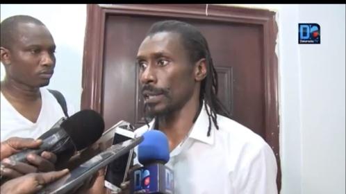 """Aliou Cissé, après Soudan/Sénégal : """"Le match le plus difficile depuis que je suis à la tête de cette sélection"""""""