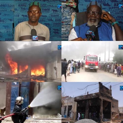 Reportage -  40 jours après le dernier incident - les victimes du marché Ocass de Touba laissées à elles-mêmes