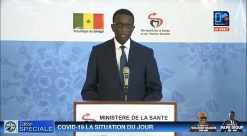 Amadou Ba : « Le Sénégal va acheter des tombes dans les cimetières à l'étranger pour y inhumer nos compatriotes décédés du Covid-19 dans un pays touché... »