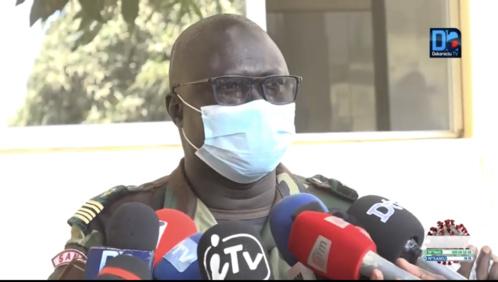 Covid-19: Colonel Babacar Faye, Chef du service laboratoire de l'hôpital militaire de Ouakam : « L'hôpital militaire de Ouakam est capable de réaliser entre 200 à 600 tests par jour»